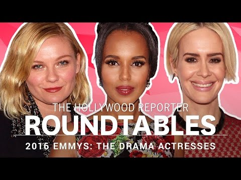 THR's Full, Uncensored, Drama Actress Emmy Roundtable with Jennifer Lopez, Sarah Paulson and More streaming vf