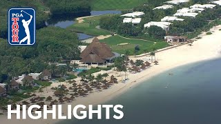 Highlights | Round 1 | Mayakoba Golf Classic 2019 / Видео