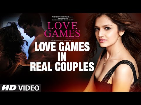 LOVE GAMES in Real Couples | Patralekha, Gaurav Arora, Tara Alisha ...