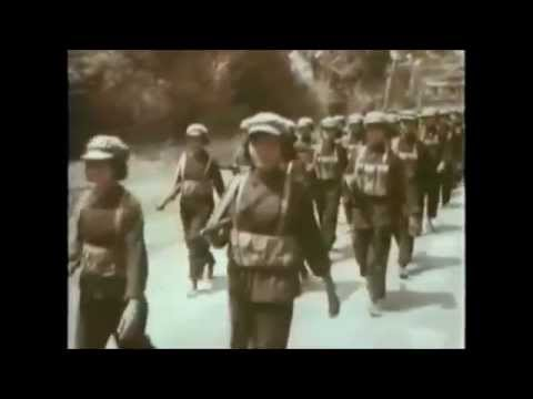 Khmer Rouge - Partisan's Song