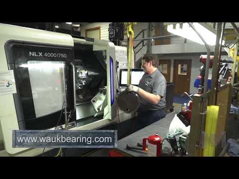 Waukesha Bearings on Manufacturing Marvels