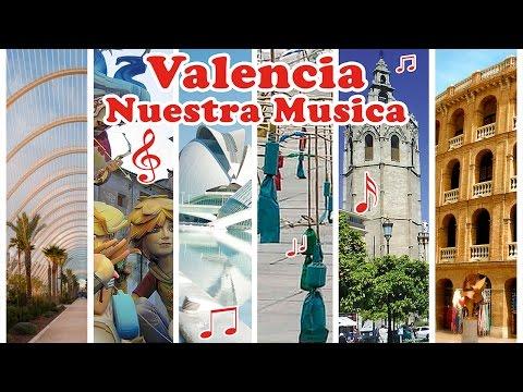 VALENCIA NUESTRA MUSICA (Musica Fallera Valenciana, Pasodobles Clasicos y Pasacalles) Fiestas 2018