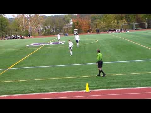 Masters Varsity Soccer vs Hackley School,  11/1/17