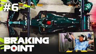 F1 2021 BRAKING POINT STORY Part 6 - The Final Season