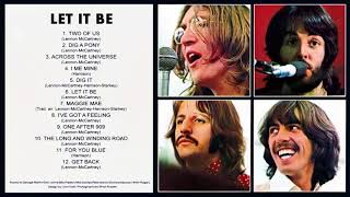 The Beatles Let It Be Full Album