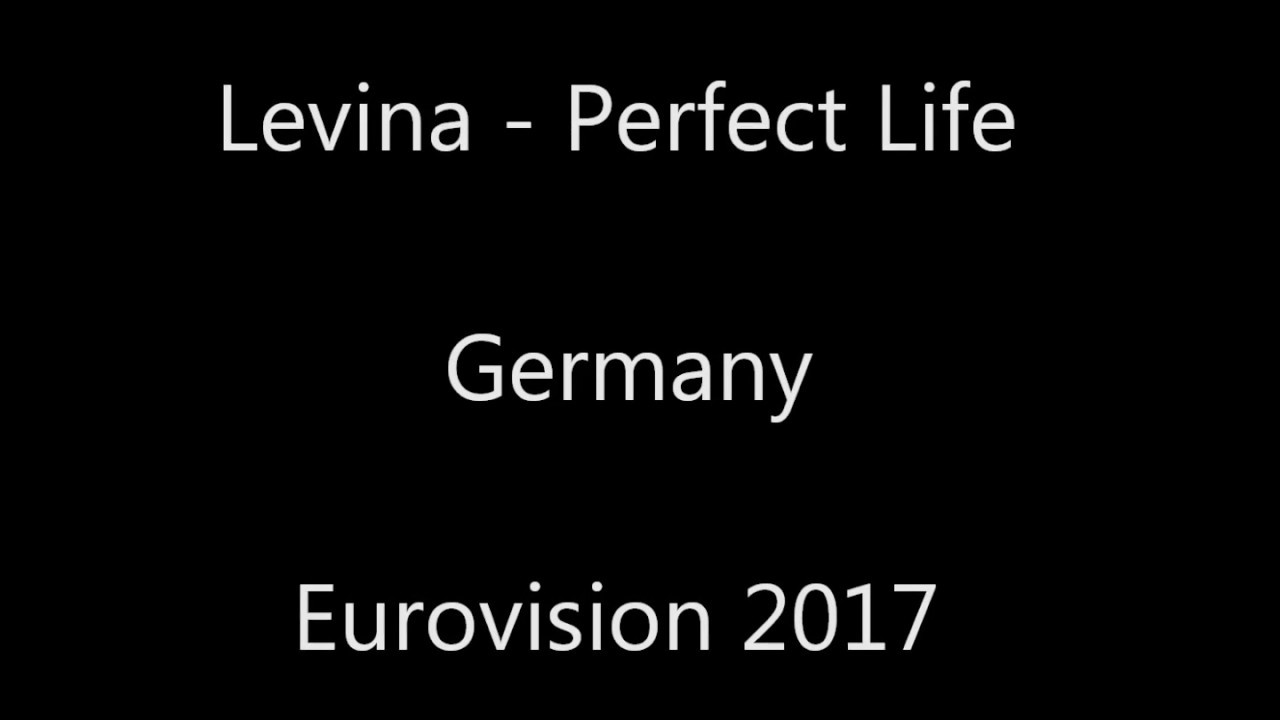 Favourite Winner Eurovision 2017 Germany Lyrics