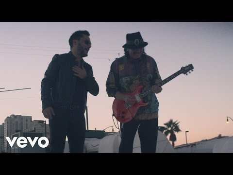 Santana - Feel It Coming Back ft. Diego Torres (Official Video)
