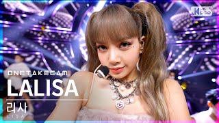 단독샷캠 리사 Lalisa 단독샷 별도녹화 Lisa One Take Stage Sbs Inkigayo 2021 09 26 MP3