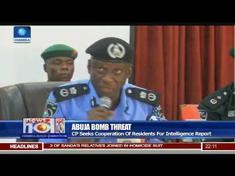 FCT Police Seek Residents' Cooperation To Address Security Challenges