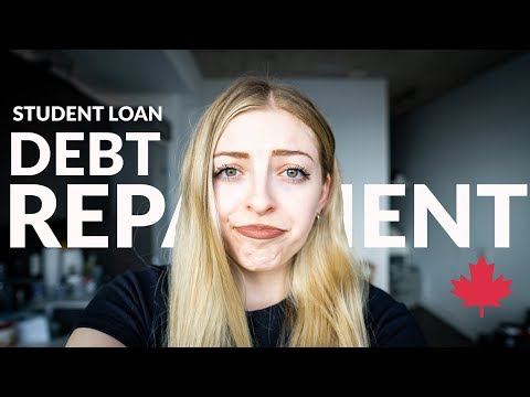 STUDENT LOAN DEBT Repayment Options (Canada)