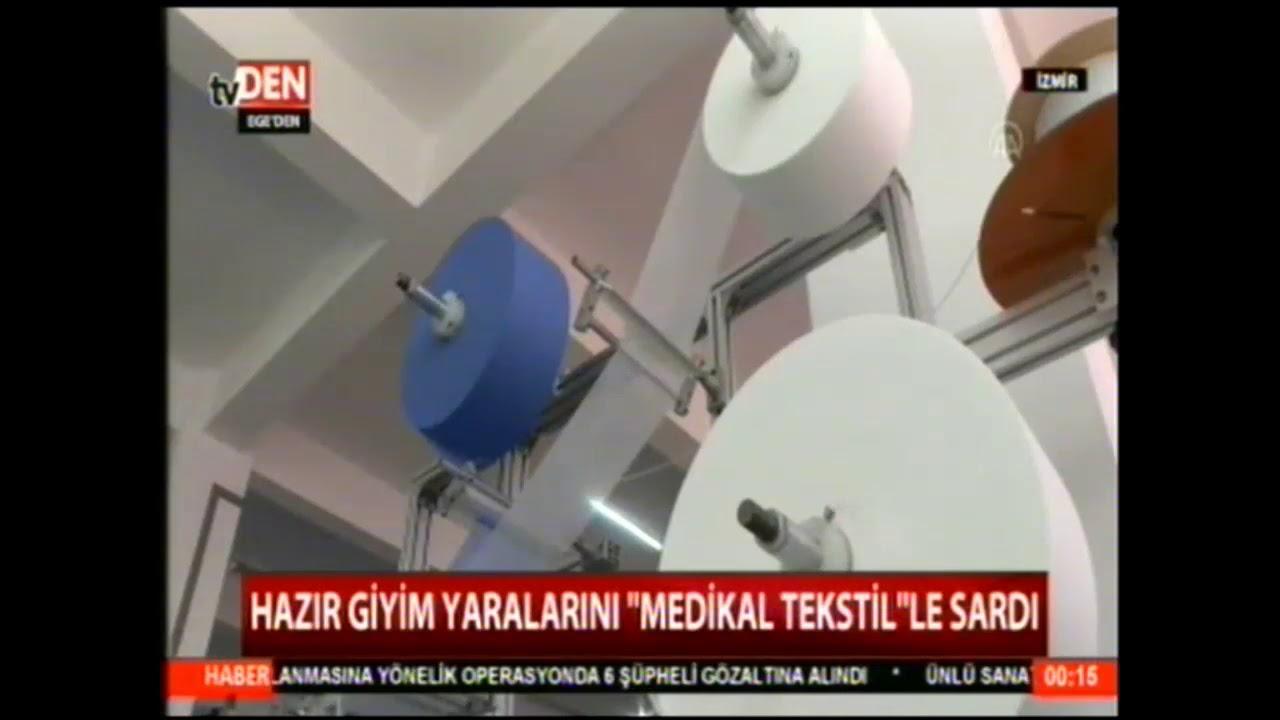 Hazır Giyim Yaralarını Medikal Tekstil İle Sardı