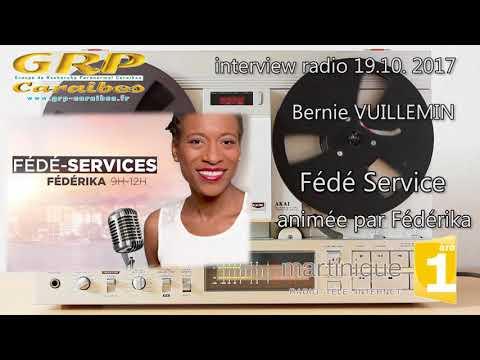 Parlons Surnaturel et Paranormal -  Martinique 1ère radio -