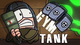 Мы живы: Тренировочный танк (эпизод 1.1 сезон 1) | танковый сериал | мультики про танки