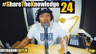 Loyalty to clubs | Balancing gigs with family life | #ShareTheKnowledge Podcast Episode 24