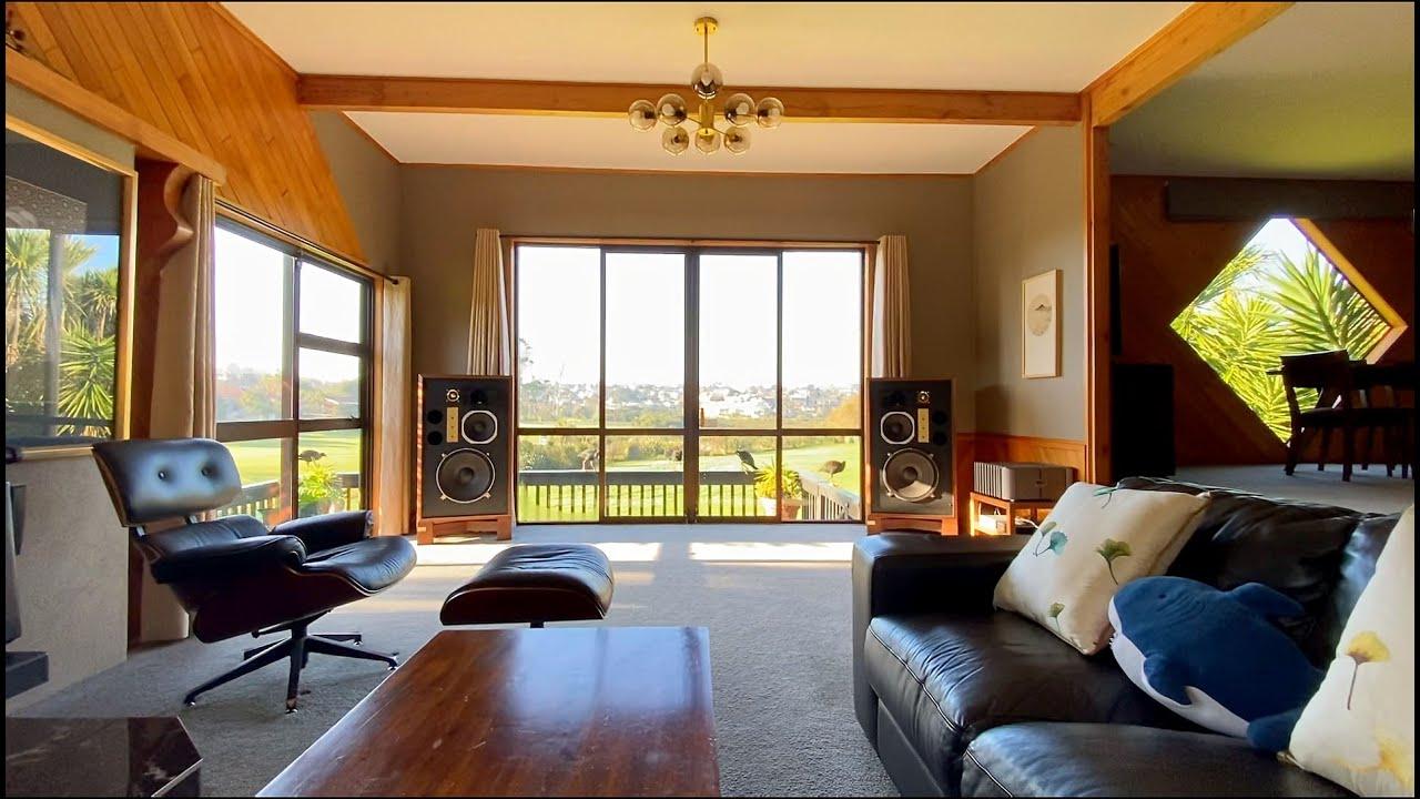 Download Kenrick Sound KRS 4344 Customer Video from Shaun in New Zealand ニュージーランドのショーン様よりケンリックサウンドスピーカー空気録音動画