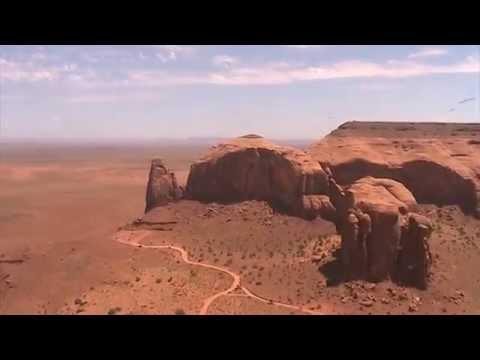 Kitfox Flying Monument Valley UT