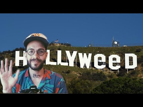 HollyWEED Sign Prankster Arrested | What's Trending Now!