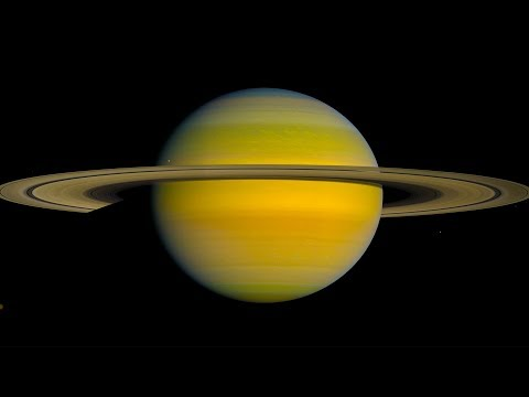 Тайна планеты Сатурн,
