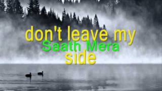 Tere Bin Lyrics And English Translation