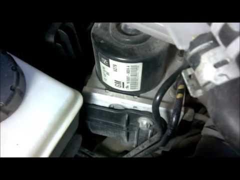 Opel Astra ABS ESP Beyni   Brain