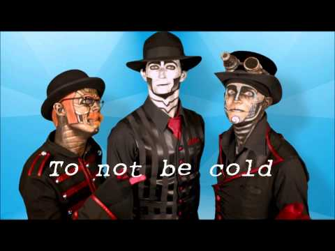 Steam Powered Giraffe -  Fire Fire -  Lyrics