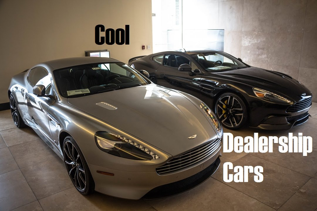 Cool Cars At The Local Dealership Huracan Spyder DB GT - Black cool cars