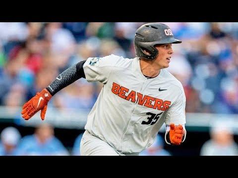 Oregon State Beavers - MLB Draft Day! Will Adley go #1??