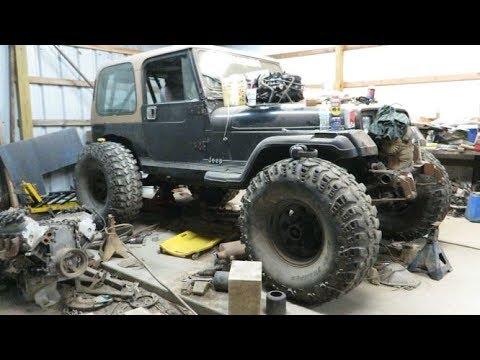 Jeep Tj Lcg Build