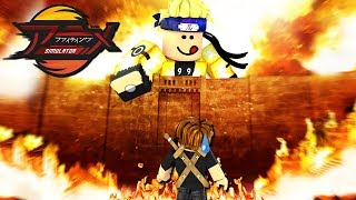 Admin Made Me Into A Titan *i Got Bully By Noobs!* In Anime Fighting Simulator Roblox