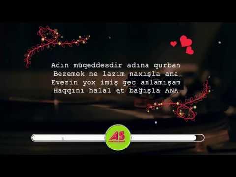 Anaya Aid Gözəl Şeir -  seslendiren Aida Suleymanli #aidaseir