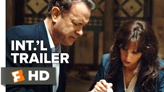 Inferno Official International Teaser Trailer #1 (2016) - Tom Hanks, Felicity Jones Movie HD