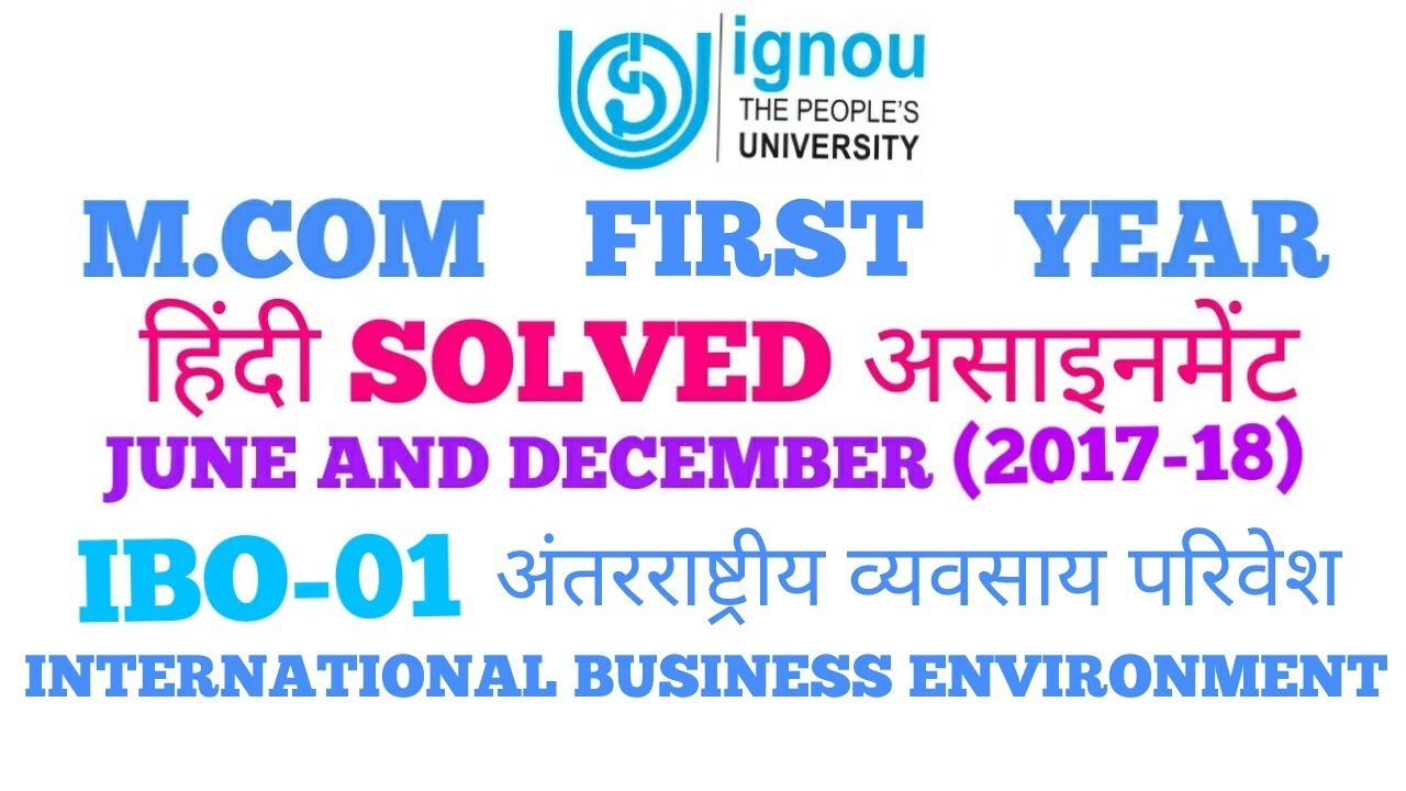 m com ignou Ignou date sheet - ignou is india's pride when it comes to open education the institution is the largest open university in the world the institution came into being by an act of.