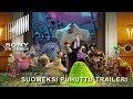HOTEL TRANSYLVANIA 3: MONSTERIT MATKALLA | Uusi suomeksi puhuttu traileri