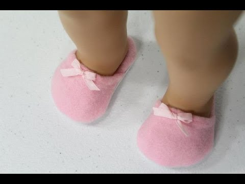 a74b45a2f510c How to Make Doll House Shoes
