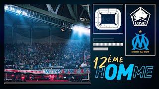 VIDEO: LOSC 1-2 OM l La victoire depuis le parcage visiteur
