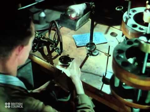 How A Bicycle Is Made - 1945 Educational Documentary - WDTVLIVE42