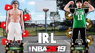 NBA 2K19 IN REAL LIFE USING ALL ARCHETYPES 🤩