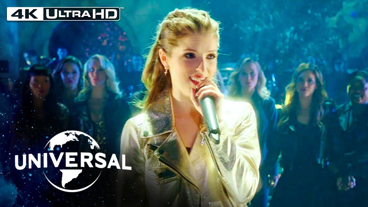 Download Pitch Perfect 3   Anna Kendrick Performs Freedom! '90 in 4K HDR