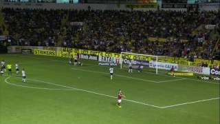 Gol Magno Cruz HD Criciúma x Atlético GO Campeonato Brasileiro Série B 22/10/2016