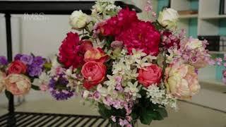Искусственные цветы высшего качества