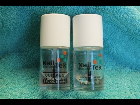 Nail Tek Review Quicken Intensive Therapy Ii