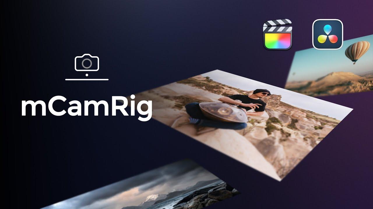 mCamRig - FREE FCPX PLUGIN