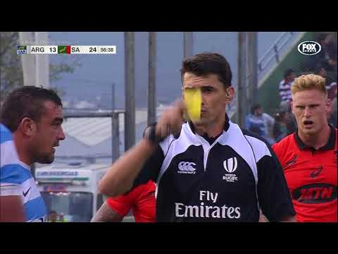 2017 Rugby Championship Rd 2: Argentina v South Africa