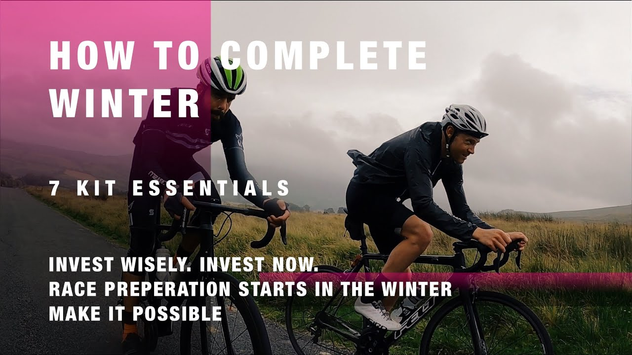 A Welsh Summer cycling promotion | Top 7 kit essentials | Entire