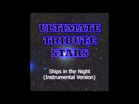 Ships In The Night - Mat Kearney (INSTRUMENTAL VERSION/KARAOKE) With Lyrics!