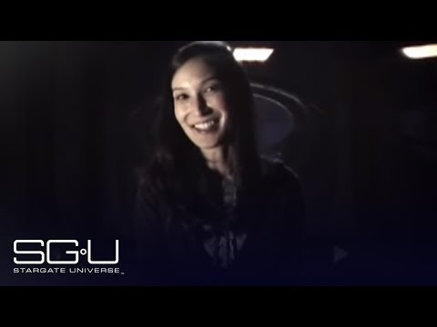 Stargate Universe  Kino 22  Not Just For Posterity