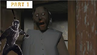 I'm back! And looks like we're playing a horror game....GREAT! Granny part 1