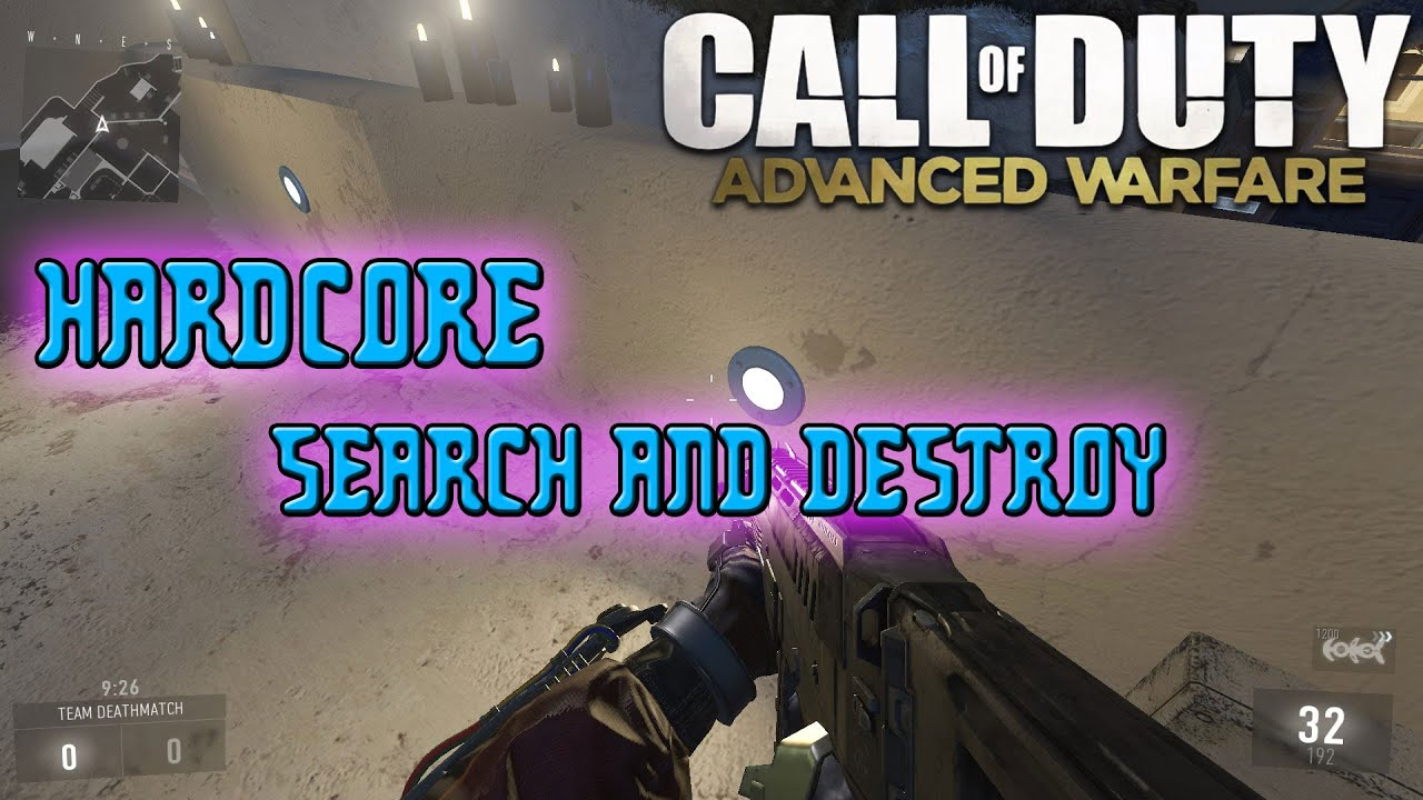 Call of duty advanced warfare quot this is so stressful quot hc snd