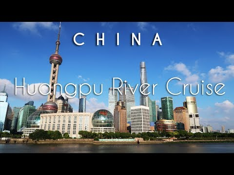 Huangpu River Cruise Timelapse | Shanghai | China Travel