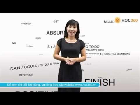 Ngữ pháp tiếng Anh cơ bản - Hoc360